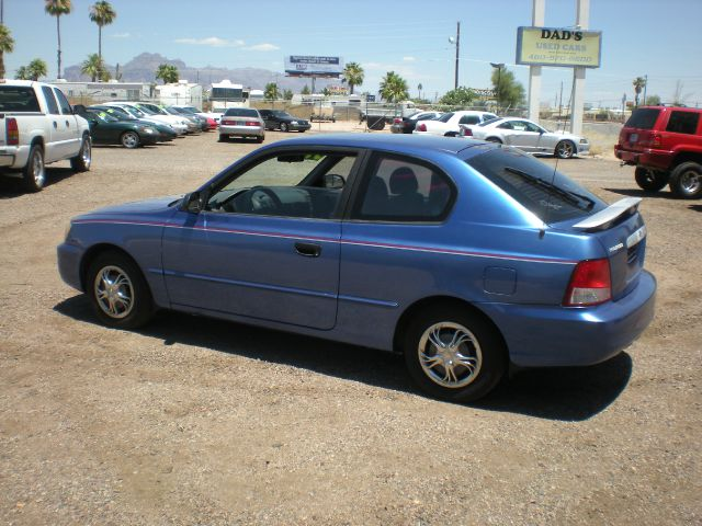 2001 Hyundai Accent CREW CAB XL Diesel