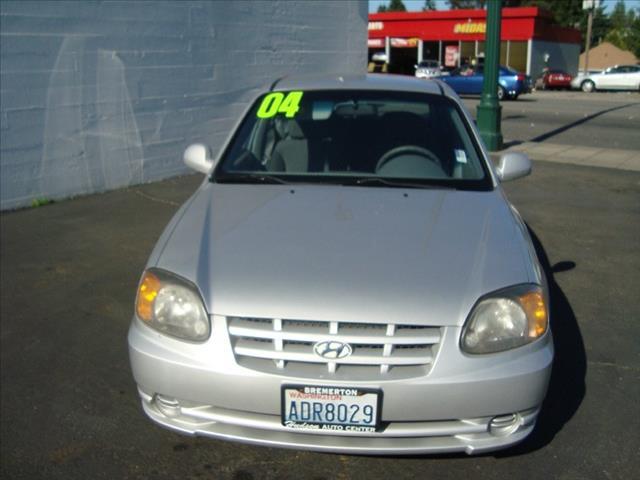2004 Hyundai Accent Shawd Details Bremerton Wa 98312