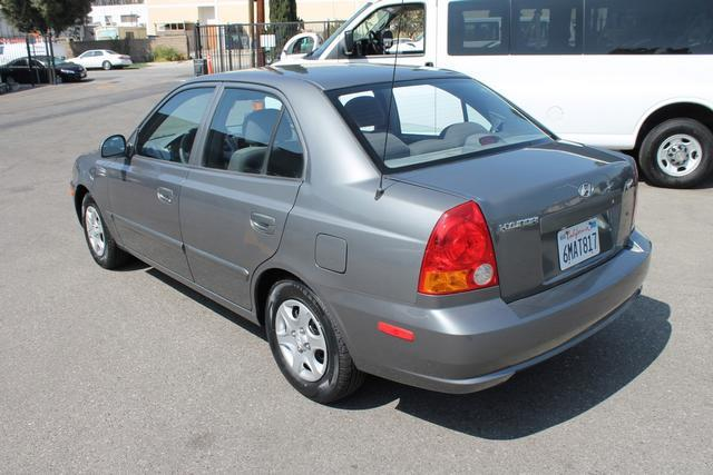 2005 hyundai accent fwd 4dr sport details glendale ca 91204. Black Bedroom Furniture Sets. Home Design Ideas