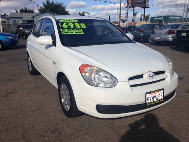 2007 hyundai accent c10 fleetside details san diego ca 92115. Black Bedroom Furniture Sets. Home Design Ideas