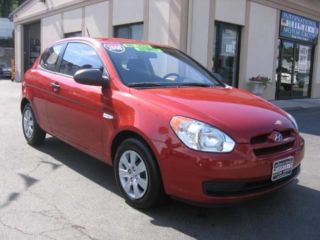 2008 Hyundai Accent XLS