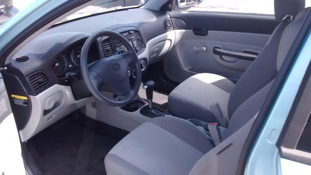 2008 Hyundai Accent C10 Fleetside