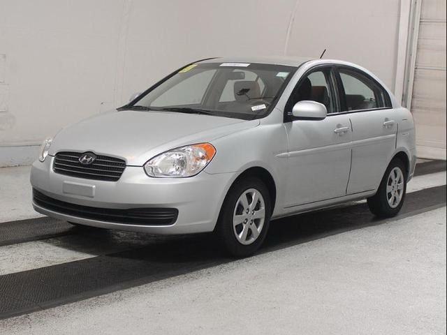 2010 Hyundai Accent FWD 4dr Sport