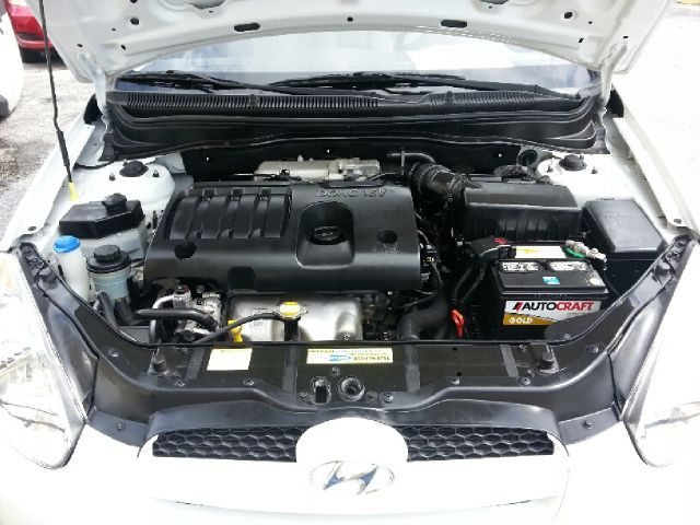 2011 Hyundai Accent C10 Fleetside