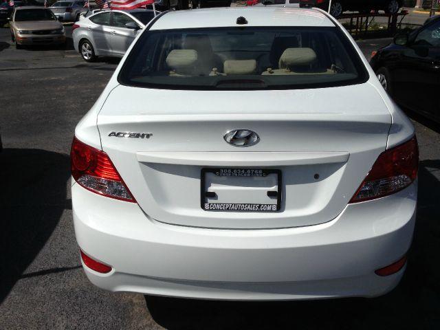 2012 Hyundai Accent ST Sport SLT TRX4 Off Road Laramie
