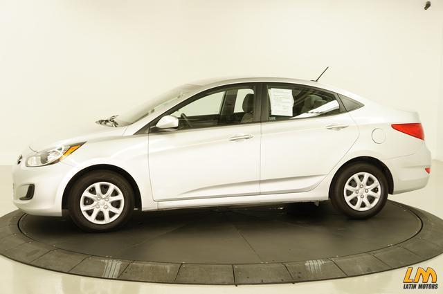 2012 Hyundai Accent FWD 4dr Sport