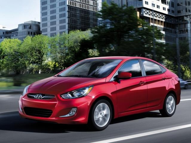 2013 Hyundai Accent CXL (marshalltown)