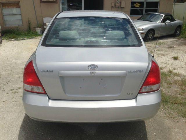 2001 Hyundai Elantra FWD 4dr Sport