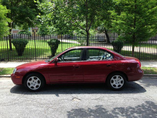 2002 Hyundai Elantra 4WGN