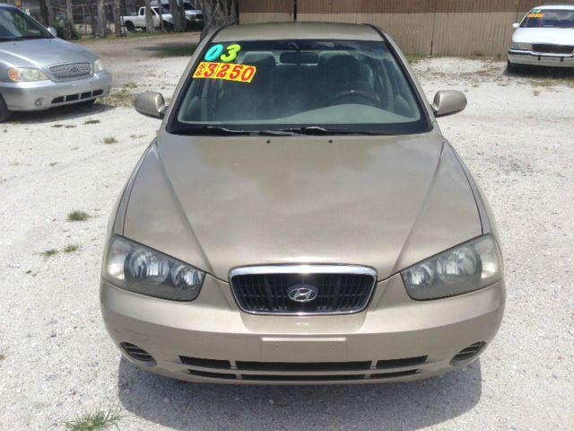 2003 Hyundai Elantra 4WGN