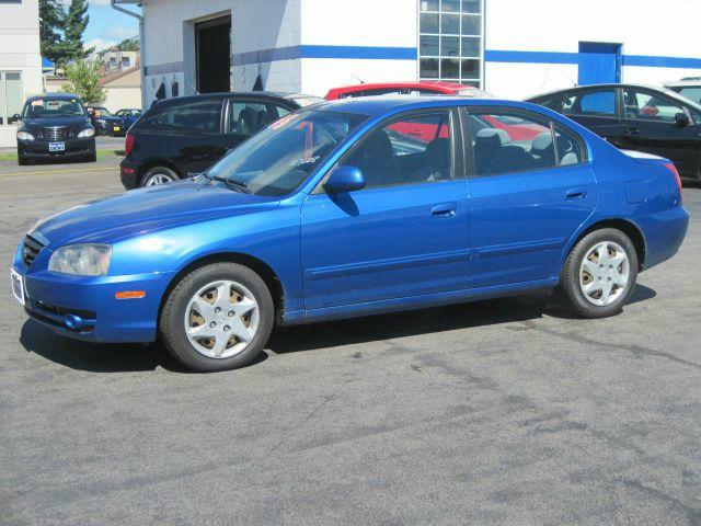 2005 Hyundai Elantra ST Sport SLT TRX4 Off Road Laramie