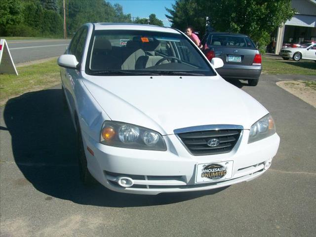 2006 Hyundai Elantra FWD 4dr Sport