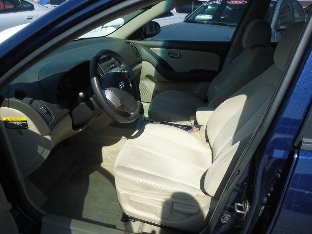 2007 Hyundai Elantra FWD 4dr Sport
