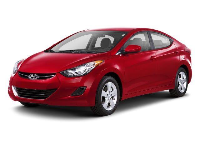 2012 Hyundai Elantra FWD 4dr Sport