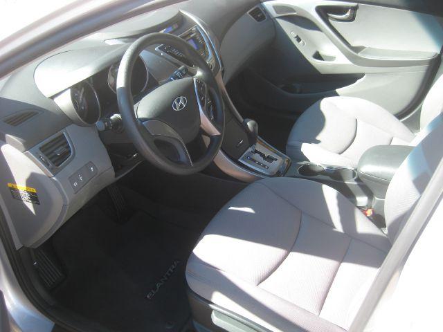2013 Hyundai Elantra 4WD 4dr V6 SR5 Sport