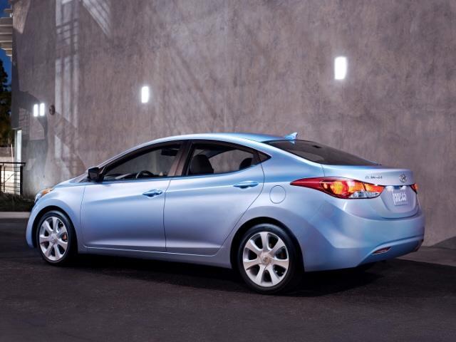 2013 Hyundai Elantra CXL (marshalltown)