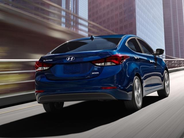 2014 Hyundai Elantra 3.2tl / Navigation