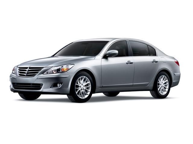 2010 Hyundai Genesis 4dr 4WD Limited