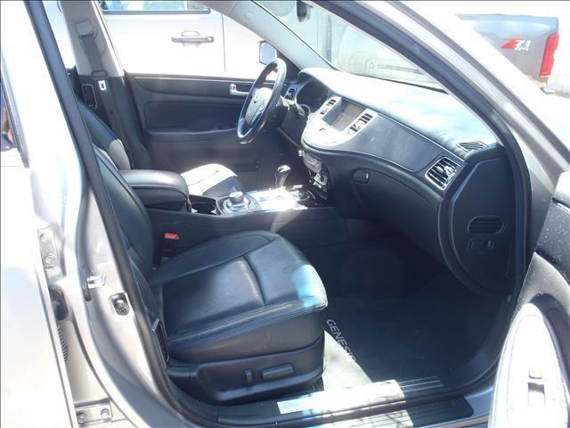 2012 Hyundai Genesis X Custom