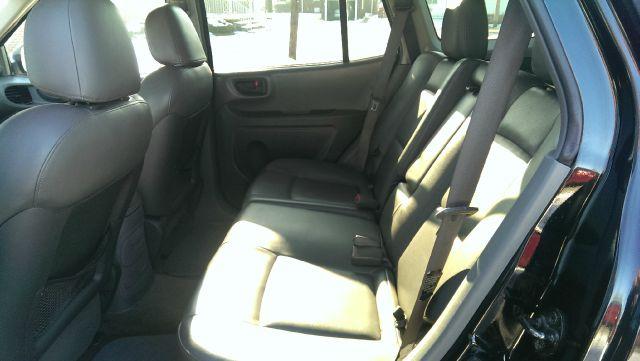 2001 Hyundai Santa Fe AWD Ultimate Elite Navigation