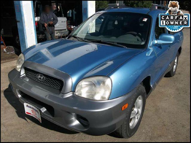 2003 Hyundai Santa Fe S Sedan