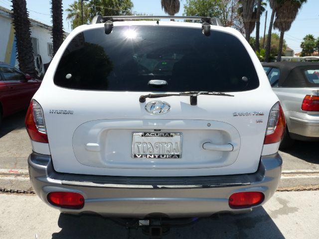 2003 Hyundai Santa Fe CREW CAB XLT Diesel