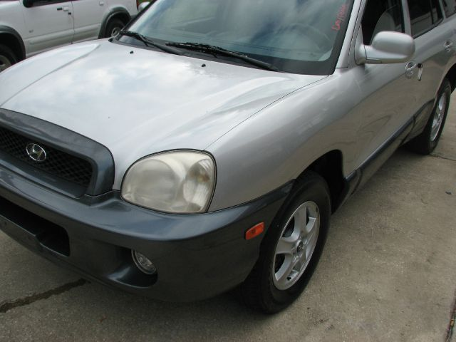 2004 Hyundai Santa Fe Reg Cab 135 WB