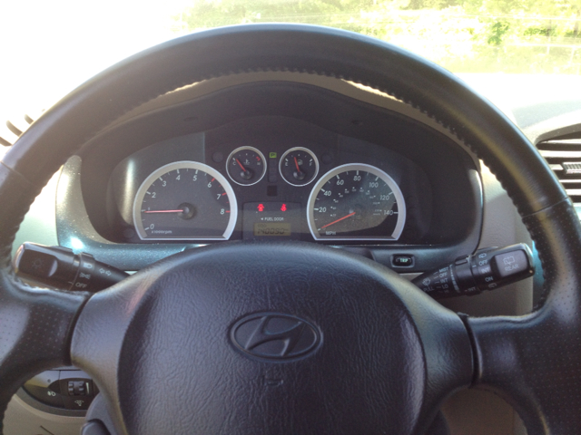 2005 Hyundai Santa Fe Sport W/ Navirearcam
