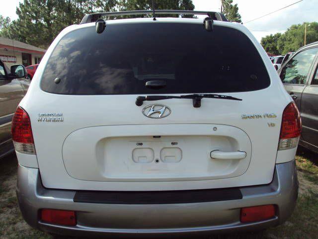 2006 Hyundai Santa Fe CREW CAB XLT Diesel