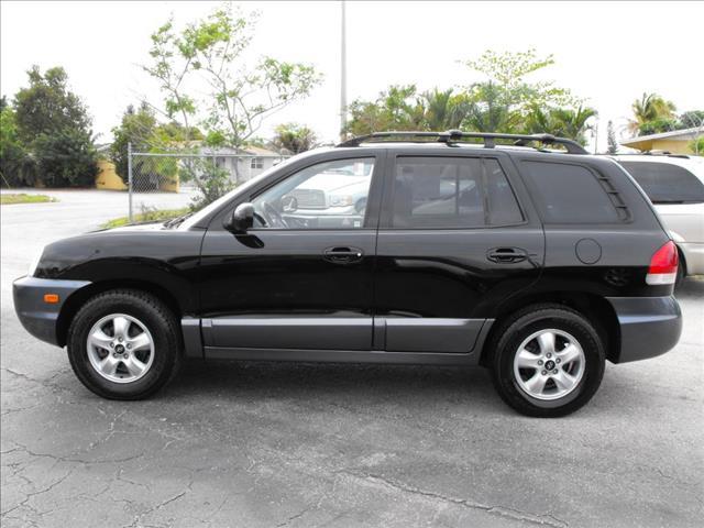 2006 Hyundai Santa Fe Xltturbocharged