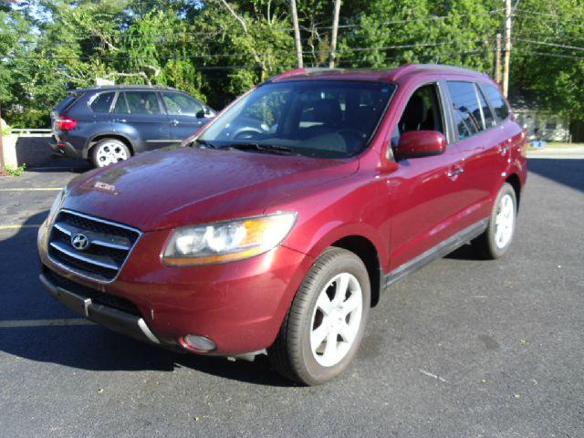 2008 Hyundai Santa Fe 3.0 Avant Quattro