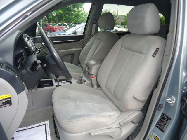 2008 Hyundai Santa Fe Quattro