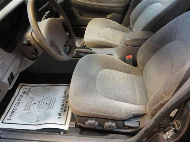 2001 Hyundai Sonata Standard 4X4 Hardtop