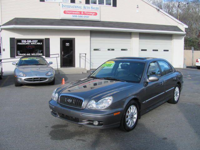 2002 Hyundai Sonata 2.4L Turbo