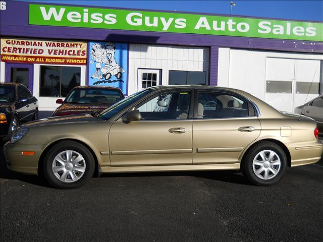 2004 Hyundai Sonata Gl Details Www Weissguysautos Com Az