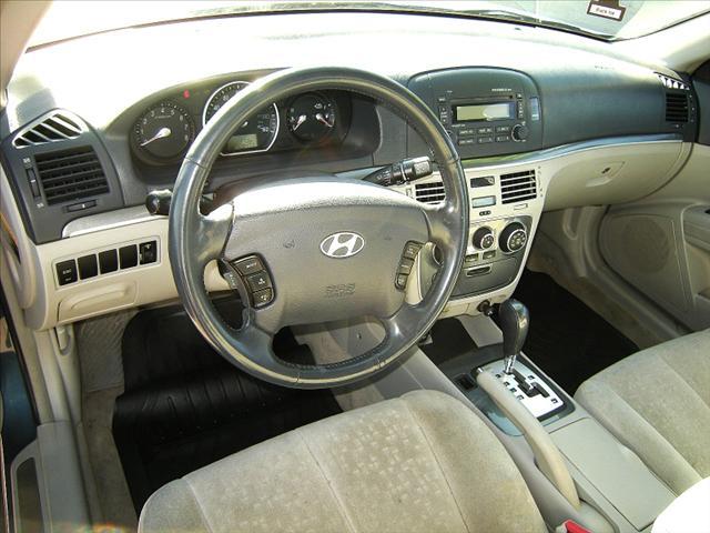 2006 Hyundai Sonata Unknown