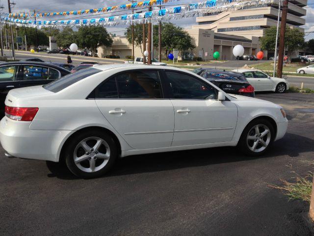 2007 Hyundai Sonata XLS Premium Flex Fuel4x2