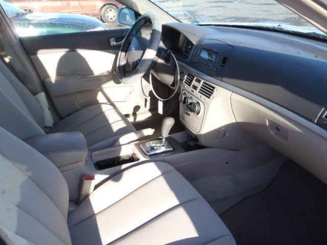 2008 Hyundai Sonata FWD 4dr Sport