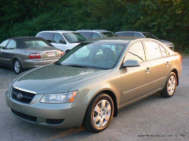 2008 Hyundai Sonata PK