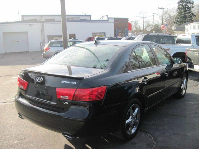 2009 Hyundai Sonata Continuously Variable Transmission