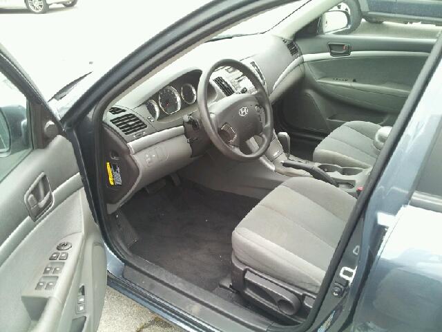 2009 Hyundai Sonata FWD 4dr Sport