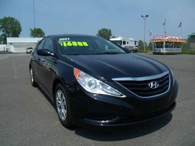 2011 Hyundai Sonata RAM QUAD St/slt