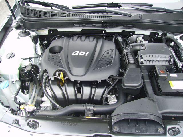 2013 Hyundai Sonata FWD 4dr Sport
