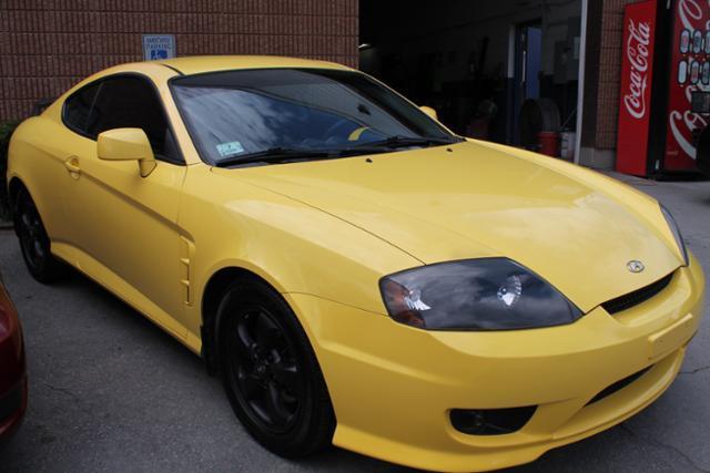 2006 Hyundai Tiburon XLS