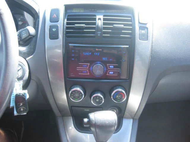 2005 Hyundai Tucson 40th Anniversary Edition