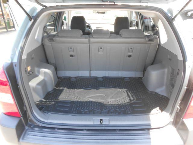 2007 Hyundai Tucson Silverado 4wd
