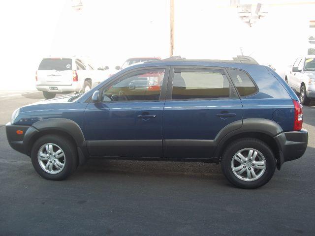 2007 Hyundai Tucson Rousch Pkg