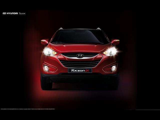 2011 Hyundai Tucson 850 I