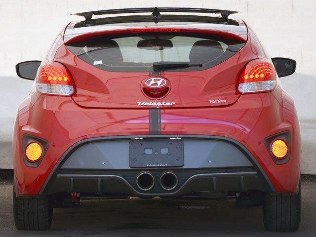 2013 Hyundai Veloster Premium Package Sound