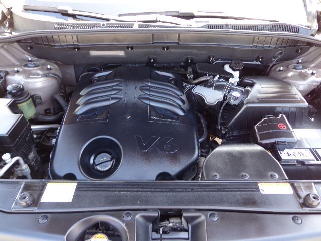 2011 Hyundai Veracruz Crewcab SLE 4X4